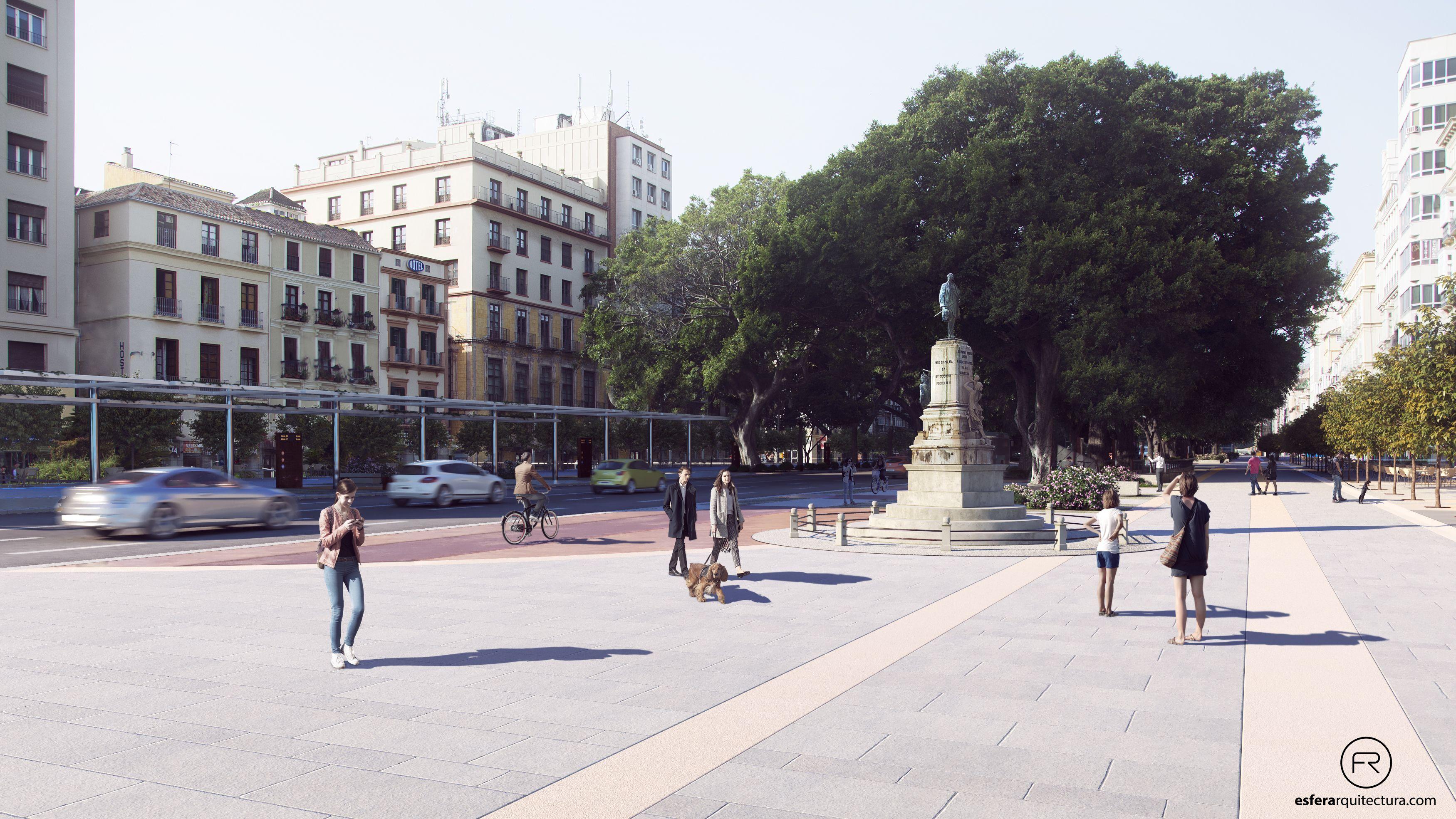 alameda-principal-malaga-diseño-urbano