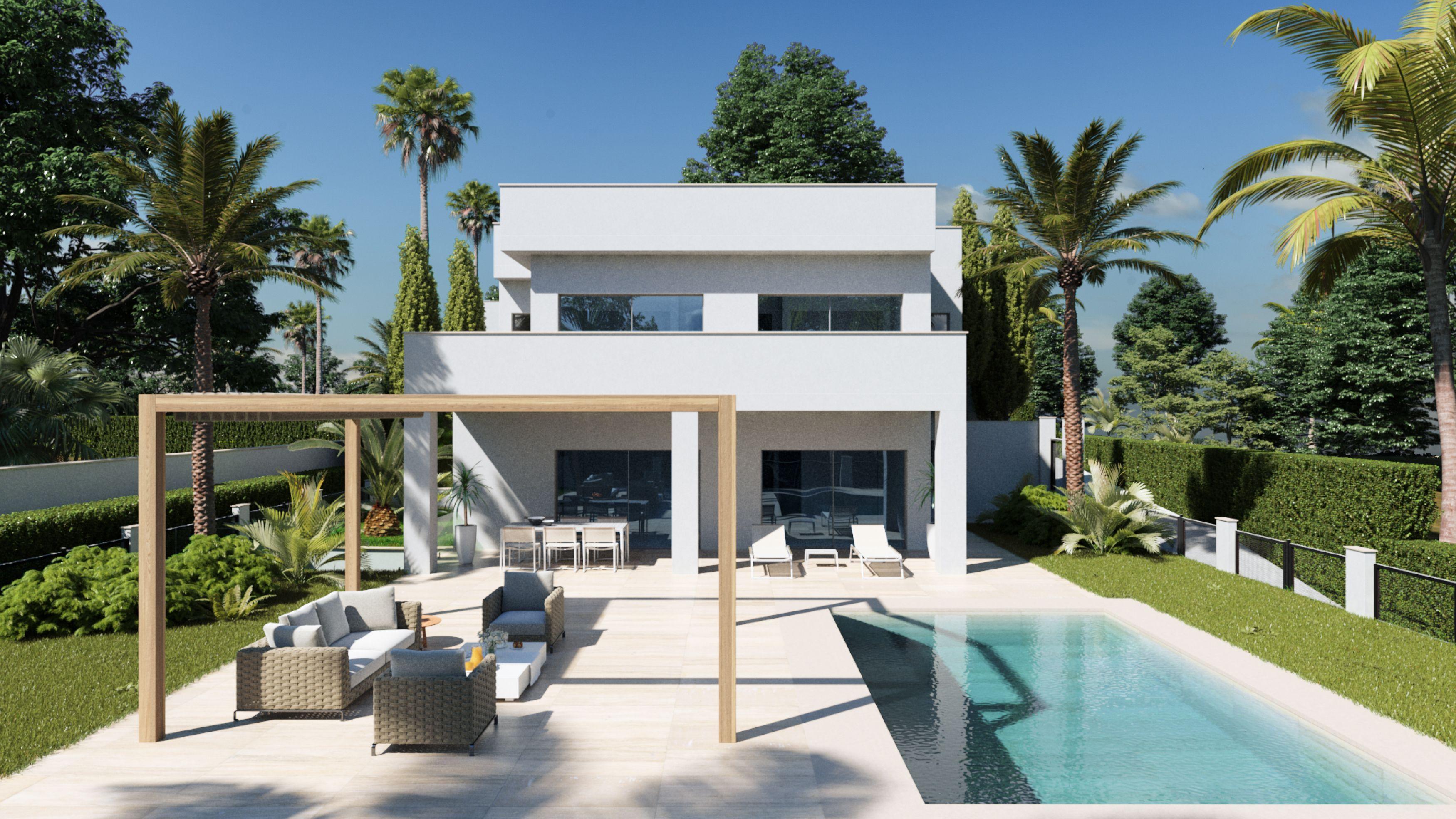 render-arquitectura-casa-benalmadena