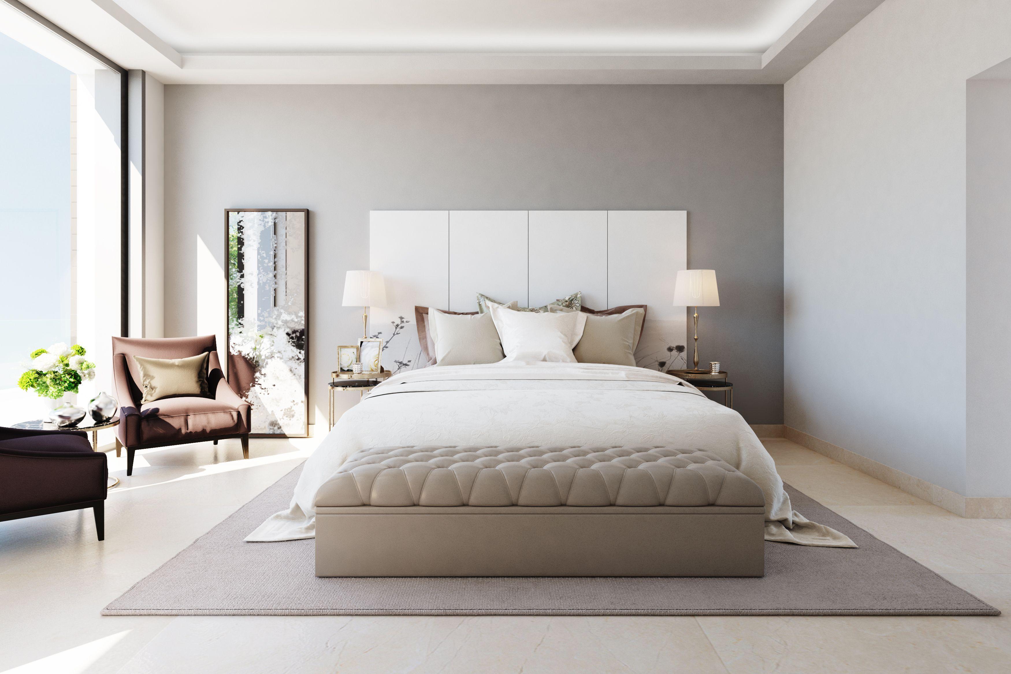 vista-cama-Villa-119-Marbella