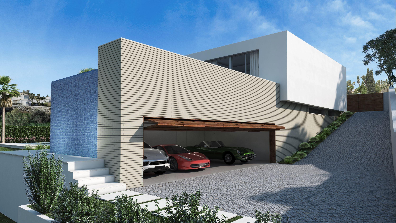 garaje-Video-animacion-3D-Villa-106-Marbella