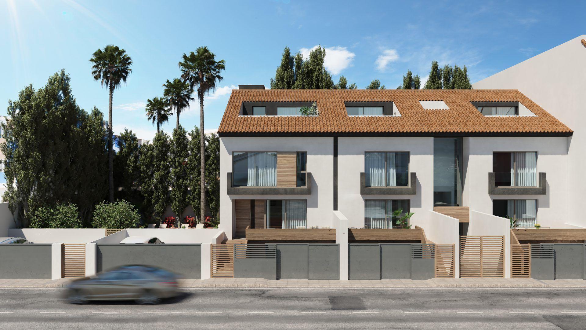 Tour virtuales 3D para promoción Linda Vista en San Pedro de Alcántara (Marbella).